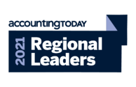 Accounting Today Regional Leaders Logo